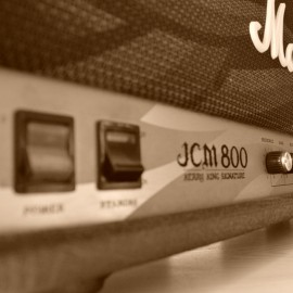 New Amp JCM800 2203 KK Signature