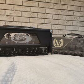 Victory The Kraken & Revv Generator – No Boost! Metal Test